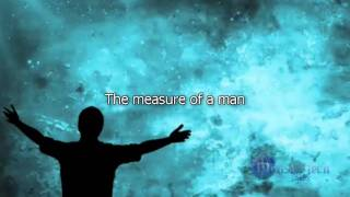 4Him - The Measure of A Man (Lyrics)