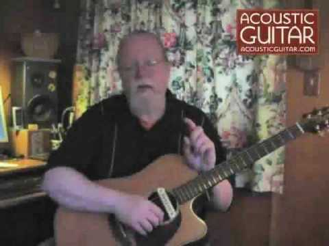 Acoustic Guitar Lesson - Skip James-style Lesson (Examples 1 - 5)