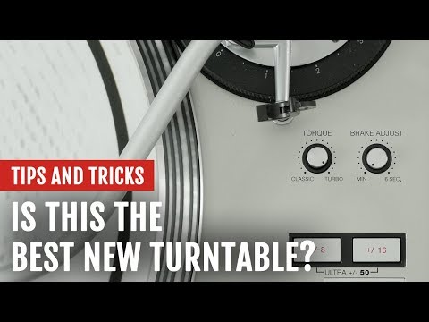 Reloop RP-7000 MK2 Turntable Review   Tips and Tricks