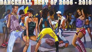 Dancehall Best of 2006 -  2010 Mavado,Beenie,Vybz Kartel,Mr Vegas,Elephant Man & More Mix  by djeasy