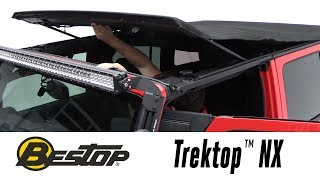 In the Garage™ with Total Truck Centers™: Bestop Trektop™ NX