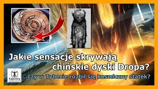 Jakie sensacje skrywają chińskie dyski Dropa? …czy w Tybecie rozbił się kosmiczny statek?