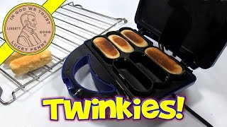 Hostess Twinkies Maker Set - Make Your Own Twinkies!