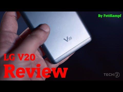 LG V20 Review | +Handyhülle | Deutsch [Full HD]