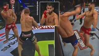 The Defensive Skills of Jorge Masvidal