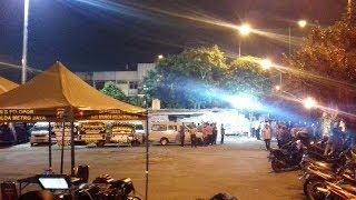 Jokowi JK Tinjau Lokasi Ledakan Bom di Terminal Kampung Melayu