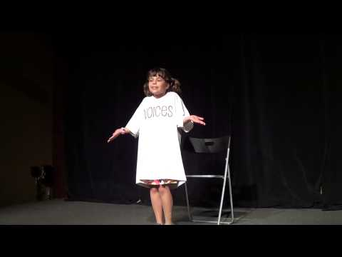 Great monologue for kids to perform