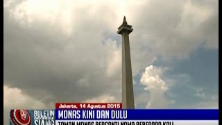 Transformasi Monas: Dulu Dan Sekarang - BIS 14/08