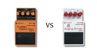 Boss DS-2 vs Angry Charlie JB2