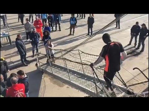 Στην Ιταλία έδεσε το πλοίο της Open Arms με 62 μετανάστες