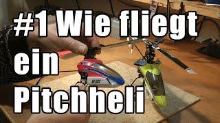 #1 Wie fliegt ein Pitchheli