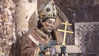 San Isidoro de León, la Capilla Sixtina del románico