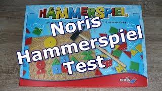 Noris Hammerspiel Test (Unboxing & Review)