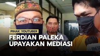 Kasus YouTuber Ferdian Paleka Tetap Berjalan, Kini Pihaknya Upayakan Mediasi dengan Korban