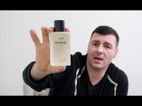 CHANEL NO. 5 LIMITED EDITION BODY OIL and PARFUM EXTRAIT UNBOXING