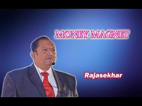 Money Management | Rajashekhar |TELUGU IMPACT Hyd Apr 2017