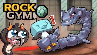 How to Defeat OVERPOWERED Pixelmon GYMS! (Minecraft Pokemon)