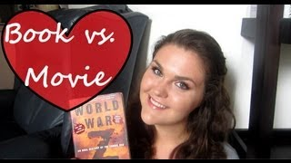 Gambar cover Book vs. Movie Battle! World War Z