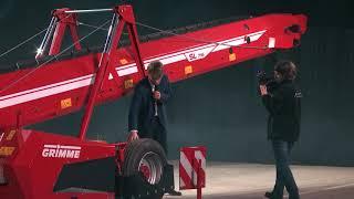 Casa Service Machine - Vidéo du Big5 Tour GRIMME