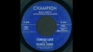 Gloria Jones  Tainted Love  Original  1964-5