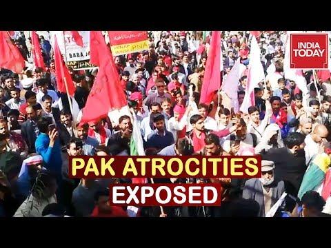 Pakistan Police Targets Protesters In PoK's Muzaffarabad | Watch Video