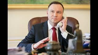 Rosyjscy pranksterzy dzwonią do Andrzeja Dudy i i podają się za Sekretarza GeneralnegoONZ(Napisy PL)