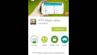 URL iptv player latino