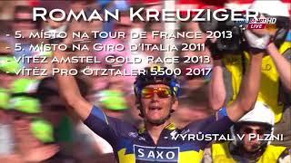 Sportovní hvězdy Plzeňského kraje – motivační video