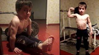5-ЛЕТНИЙ ЧЕЧЕНЕЦ ПОБИЛ РЕКОРД МИРА! 4105 отжиманий
