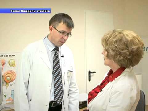 Hipertenzija gydoma be chemijos