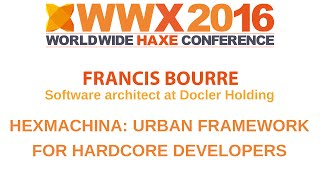 """hexMachina: urban framework for hardcore developers"" by Francis Bourr"