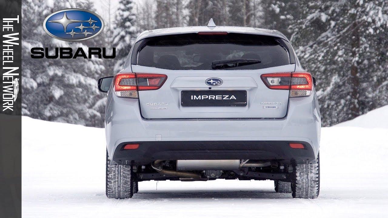 Nuevo Subaru Impreza con motor e Boxer