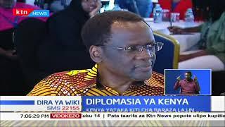 Kenya kuhusisha maelewano ya Kidiplomasia