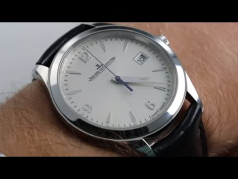 Jaeger-LeCoultre Master Control Date Ref. Q1548420 Watch Review