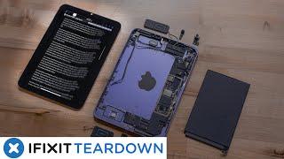 Apple iPad mini (2021) Teardown: Here's Why it Jelly Scrolls