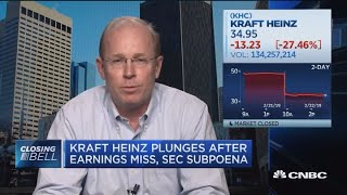 Kraft Heinz needs to reconnect with consumer: Alantra's Jeff Robards