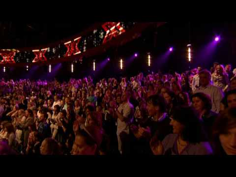 Johnny Logan Live What's Another Year Dutch X-factor 3 April 2009 HQ