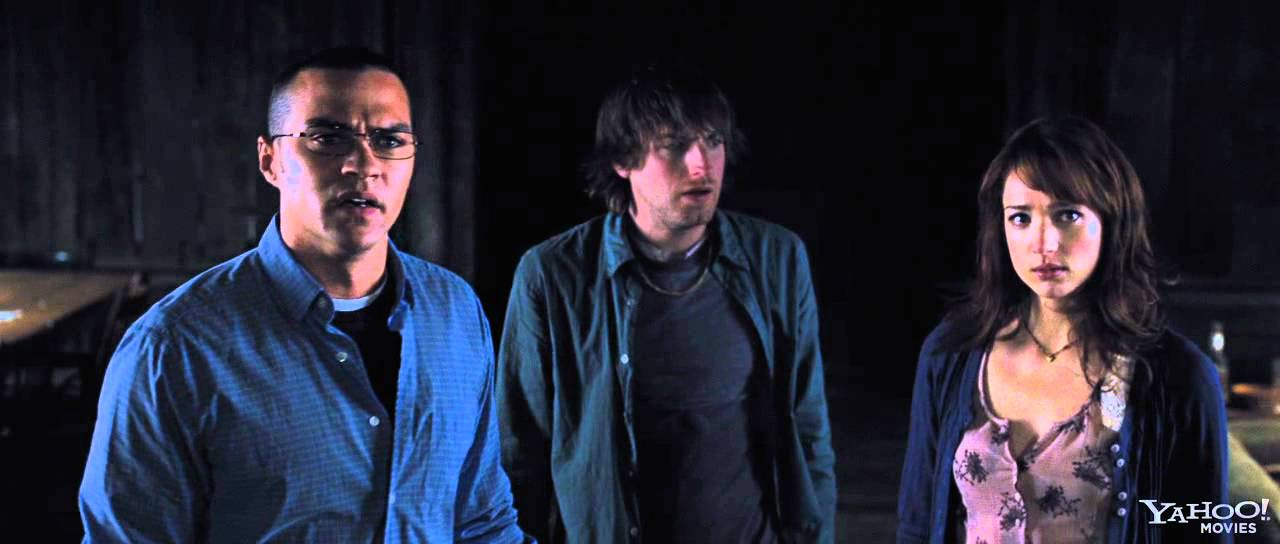 Movie Trailer: The Cabin in the Woods (2012)