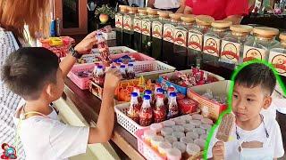 น้องบีม | ย้อนยุคไปในเมืองโบราณ เที่ยวราชบุรี ณ สัทธา อุทยานไทย