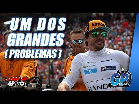 Alonso é dos grandes. Mas ninguém mais quer um grande causador de problema | GP às 10