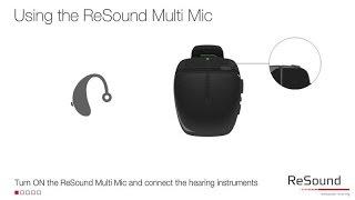 ReSound Multi Mic ReSound nettbutikk
