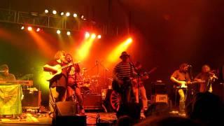 """Todd Snider & Friends - """"Fortunate Son / Heartbreaker"""" - Harvest Festival 2011"""