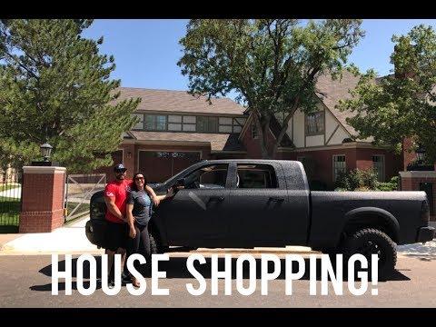 VLOG-House Shopping