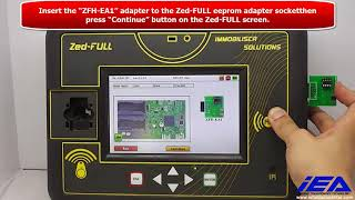 Zed-FULL F Series BMW (FEM/BDC MODULE) key programming via OBD