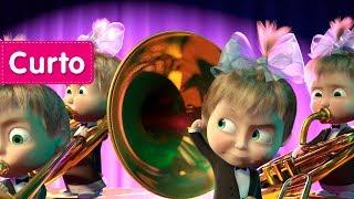 Masha e o Urso - A Lição de Piano 🎷(Orquestra de Masha)