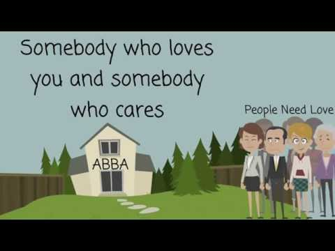 ABBA - People Need Love - Lyrics