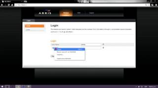 arris default password tg1672g - ฟรีวิดีโอออนไลน์ - ดูทีวี