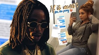 "QUAVO "" IF IT WASN'T FOR YOUR PUSSY "" LYRIC TEXT PRANK ON TRANSGENDER 