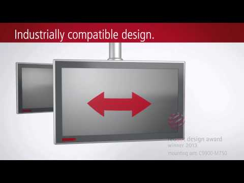 Multi-touch panel for maximum flexibility, Beckhoff Automation