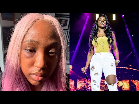 Reality TV star Brittney Taylor says rapper Remy Ma punched her at NYC concert